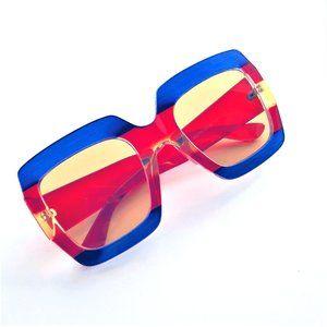 FUN Retro Space Age 60s-Style Sunnies, Elton John